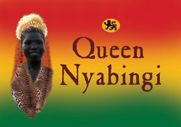 Queen Nyabingi, the legendary spirit of liberation from oppression