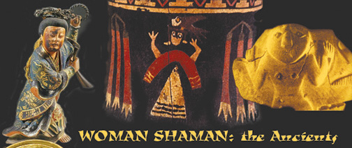 female shamans around the world
